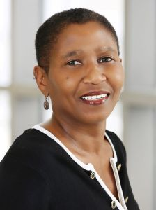 Michele Roberts - Executive Director of NBA -First Black and First Woman to Head Any Major Professional Sports Union in North America.